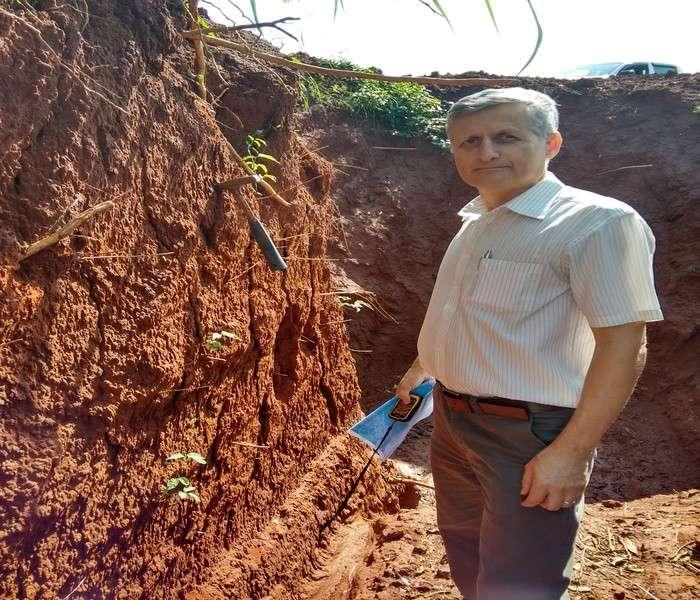 Geólogo consultoria