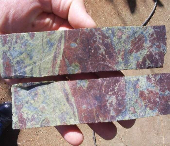 Relatório final de pesquisa mineral rfp